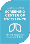 Lung Cancer Alliance Screening Center of Excellence