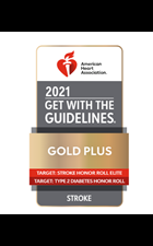 Providence Regional Medical Center in Everett, Washington has received 'Gold Plus' recognition from the American Heart Association for its Stroke program.