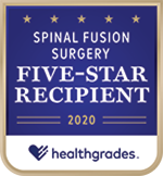 Montana Neurosurgical Specialists is a 2019 HealthGrades 5-Star Award winner for spinal fusion surgery.