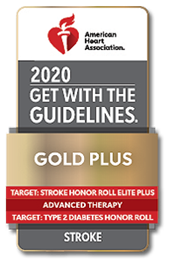 Mission Hospital in Mission Veijo has been recognized by the American Heart Association for the Stroke Elite Plus Honor Roll, Type 2 Diabetes Honor Roll and Stroke Advanced Therapy Honor Roll.
