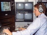 Sacred Heart Educational Services develops a TV studio; closed-caption TV broadcasts educational programs to patients and staff in 1974.