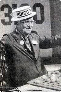 'Bingo Ring' was a popular live TV game show that entertained patients for many years at Sacred Heart.