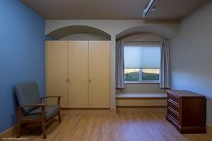 Inside an Extended Care room