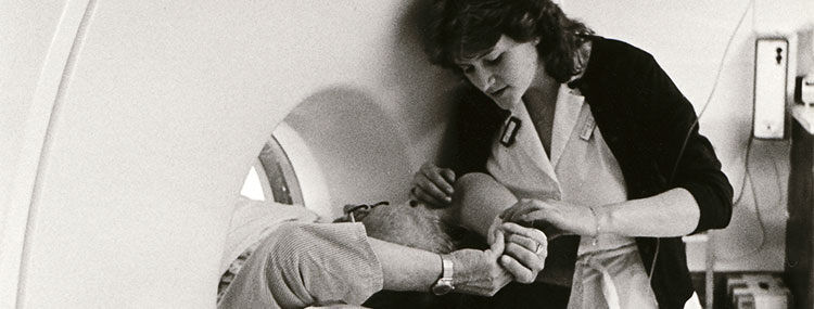 Image from School of Radiology archives