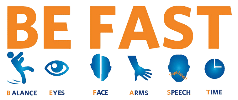 Be Fast Graphic