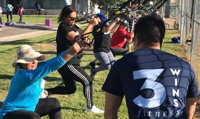 If you live in the San Fernando Valley and are looking for a high quality, free, group fitness program, then the 3 Wins Fitness Project is for you!