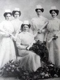 In 1898, Sacred Heart's Nurses Training School opens – the first in Spokane and second in Washington State.