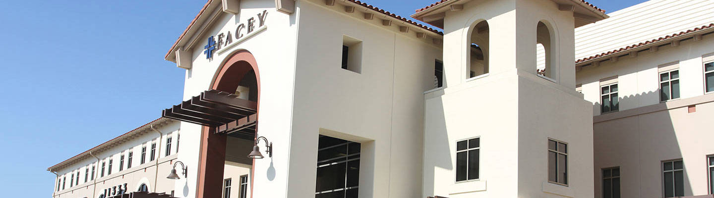 Exterior of Facey Mission Hills