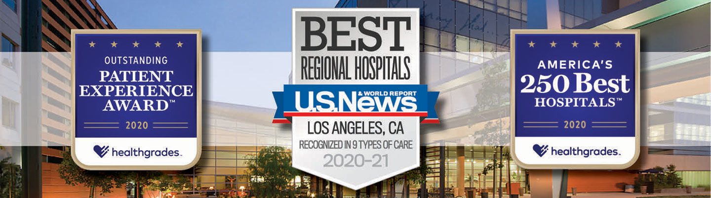 St Joseph Hospital Orange named Best Regional Hospital by US News and World Report, Outstanding Patient Experience by Healthgrades and America
